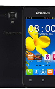 """Lenovo A396 4.0""""HD Android 2.3 LTE Smartphone(WiFi,GPS,Quad Core,256MB+512MB,2MP+0.3MP,1500MAh Battery)"""