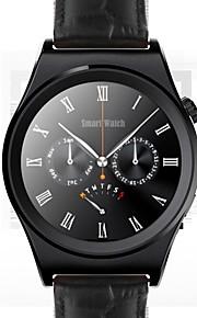 """x10 bluetooth 4.0 sykemittari älykäs watch mtk2502c 1.3 """"ips kosketusnäyttö sykemittarit Tracker Android ios"""