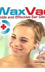 リムーバー耳かきを掃除耳ケアツール痛みを伴わずにコードレスhygenic耳クリーナーワックスVACの安全性