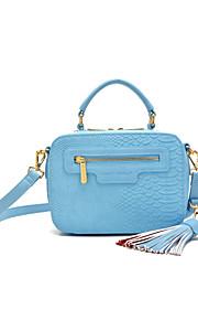David Jones/Women PU / leatherette Baguette Shoulder Bag / Satchel / Cross Body Bag-more color