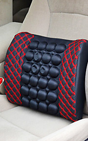 Red Wine Color Car Cushion for Four Seasons