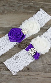 Flower Bride Garter Wedding Decoration