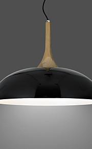 max 60W Moderno / Contemporáneo Mini Estilo Pintura Metal Lámparas ColgantesSala de estar / Dormitorio / Comedor / Habitación de