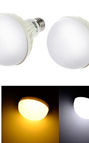 Ampoules Globe LED Décorative Blanc Chaud / Blanc Froid YouOKLight 2 pièces C35 E26/E27 9W 15 SMD 5630 600 lm AC 100-240 V