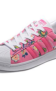 adidas alkuperäiset superstar naisten kenkä skate rento lenkkarit kenkiä punainen valkoinen-pinkki