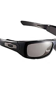 5,0 mega pixel hd 720p kamera hd videooptager solbriller med mp3-afspiller 8GB