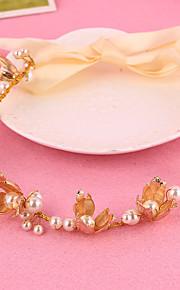 Women's / Flower Girl's Pearl / Alloy Headpiece-Wedding / Special Occasion / Casual / Outdoor Headbands 1 Piece