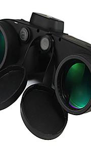 Nikula 7 50mm mm Бинокль bak4 Для ношения в руке / Высокое разрешение 124m/1000m 5m Центральная фокусировка Многослойное покрытиеОбщего
