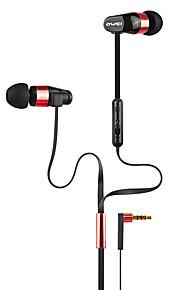 AWEI Awei ES-12hi I Øret-Hovedtelefoner (I Ørekanalen)ForMedie Player/Tablet / Mobiltelefon / ComputerWithMed Mikrofon / DJ / Lydstyrke