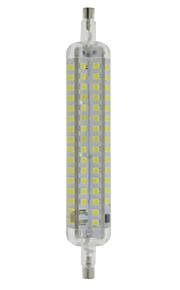 10W R7S Ampoules Maïs LED T 120 SMD 2835 800 lm Blanc Chaud / Blanc Froid Décorative / Etanches AC 100-240 V 1 pièce