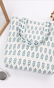 Women-Casual-Canvas-Shoulder Bag-Blue
