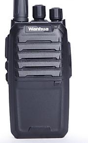 Wanhua W3600 Walkie-talkie 5W 16 400-470 mHz 1800mAh 1,5-3 km Stemmekommando / Advarsel om lavt batteri / CTCSS/CDCSS 无 Tovejs-radio