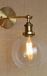 Ministil Væg Lamper,Traditionel/klassisk E26/E27 Metal