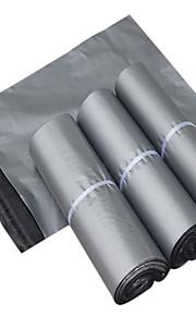 """כסף חבילת מפורשת מעובה שקית נייר (28 * 40 ס""""מ, 100 / חבילה)"""