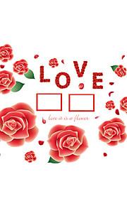 Cartoon Design / Worte & Zitate / Romantik / Stillleben / Mode / Blumen / Feiertage / Landschaft / Formen / Fantasie Wand-Sticker