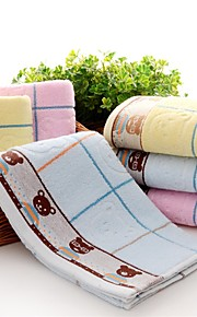 """1PC Full Cotton Hand Towel  13"""" by 29"""" Cartoon Pattern Super Soft"""
