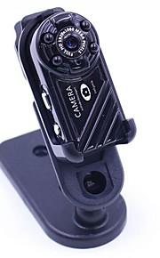 mini dv pq6 4stk LED lys webcam hd kamera