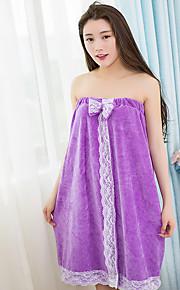 Variety Towels Microfiber Bath Skirt Can Wear Suspenders Creative Magic Beach Towel