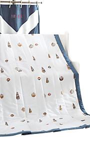 2016 uusi kesällä viileä peitto koko puuvilla kuori pattern