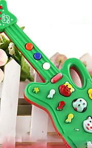 Figura de acción / juguete música Plástico Verde puzzle de juguete juguete música