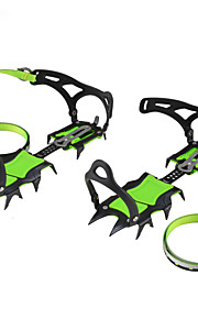 BRS - walking S1B snow leopard crampons - short 14 tooth crampons
