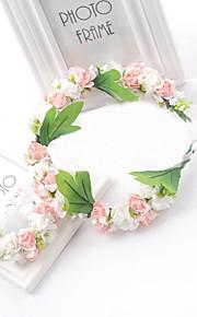 Femme / Jeune bouquetière Mousse Casque-Mariage / Occasion spéciale Fleurs 1 Pièce