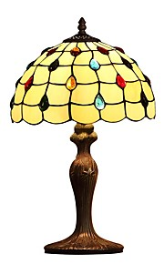 Tiffany Transparent Colored glass beads Bedlight