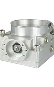 bil modificeret til at øge indtaget af luft drosselventil 70 mm gasspjæld diameter ventil egnet til nissan