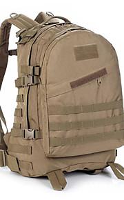 6 L mochila Acampada y Senderismo Al Aire Libre Multifuncional Negro / Marrón Nilón Other