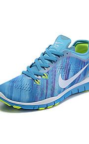 Nike Free TR 5.0 Women's Sneaker Running Shoes Tulle Black / Blue / Green / Black and White