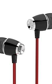 UiiSii UiiSii U5 I Øret-Hovedtelefoner (I Ørekanalen)ForMedie Player/Tablet / Mobiltelefon / ComputerWithMed Mikrofon / DJ / Lydstyrke