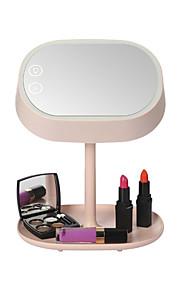 침실 홈 장식 민트을위한 테이블 램프와 hry® 마트 조명이 메이크업 화장대 거울