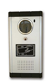 de villa gebouw intercom systeem hd hands-free video-intercom deurbel hlfbscm99-N1-2