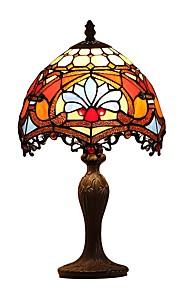 Bureaulampen-Oogbescherming-Tiffany-Metaal