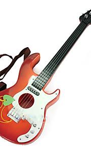 Figura de acción / juguete música Metal / Madera Rojo puzzle de juguete juguete música