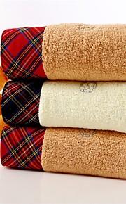 "1 Piece Full Cotton  Bath Towel 55"" by 27"" Cartoon Pattern Super Soft"