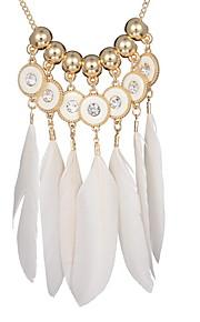 Halskette Ketten Schmuck Goldfarben Aleación / Edelstein Alltag / Normal 1 Stück Geschenk