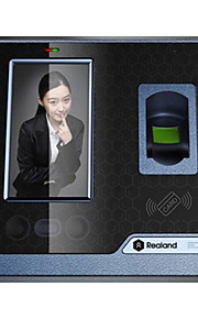 echt f505p gezicht vingerafdruk presentielijst machine / met wifi-functie