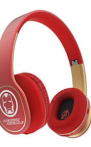 Meki MV02 Hoofdtelefoons (hoofdband)ForMediaspeler/tablet / Mobiele telefoon / ComputerWithmet microfoon / DJ / Volume Controle / Gaming