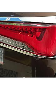 po chun 560 achterlichten lampframe Baojun 560, modificatie na galvaniseren staart lichtbak lamp y