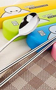 מחזיקי עטים וקופסאות Cute / מדפסות משולבות,פלדת אל חלד