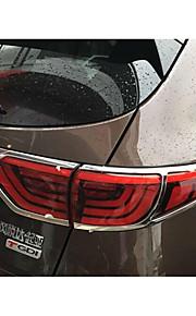kia KX5 gemodificeerde speciale achterkant lampdekking sierlijst abs plating na het achterlicht deksel licht