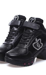 Sapatos de Dança(Preto) -Feminino-Não Personalizável-Jazz / Botas de dança