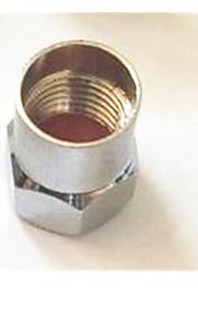 cobre tapa contra el polvo tapa de la válvula