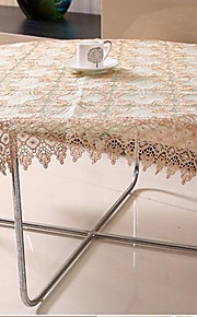 Mélange Poly/Coton Neliö / Rectangulaire Table Cloths