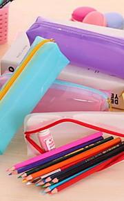 מחזיקי עטים וקופסאות Cute,סיליקון