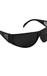 impact sur le soudage des lunettes anti-(5 paires d'une vente, 209 soudage électrique (cadre noir lentille noir))