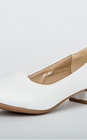 Sapatos de Dança(Preto / Verde / Vermelho / Branco / Cinza) -Feminino-Não Personalizável-Moderna