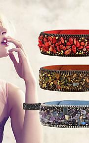 Charmes pour Bracelets / Bracelets Rigides / Bracelets en cuir 1pc,A la Mode / Vintage / Bohemia style / Style Punk / PersonnalitéForme