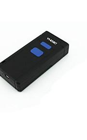 draadloze mini bluetooth rood licht barcode scanning geweren (afdruksnelheid: 300 (mm / sec))